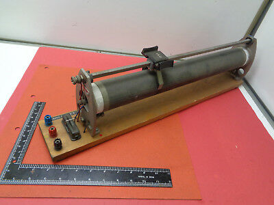 The Zenith electric co. power rheostat 2.8A 150ohms LOTTET3G8H