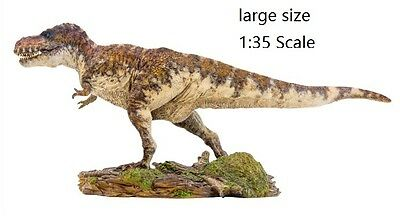 "Dinosaurs Figure Tyrannosaurus Rex Wilson 1/35 limited model PNSO 15"" L IN BOX"