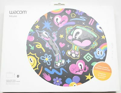 Wacom Intuos Wireless Graphic Tablet with 3 Free Creative Software Downloads