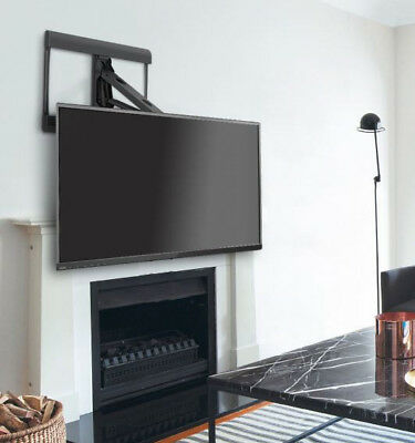 """Above Fireplace Over Mantel Pull-Down Full-Motion TV Wall Mount for 42"""" to 70"""""""