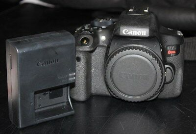 Canon DS126571 EOS Rebel T6i 24.2 MP Digital Camera No lens Nice FreeSH