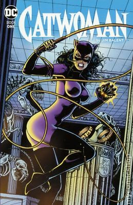 Catwoman TPB (DC) By Jim Balent #1-1ST 2017 NM Stock Image