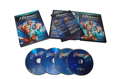 DC's Legends of Tomorrow The Complete Third Season (DVD) Free shipping