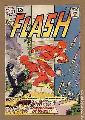 Flash (1st Series DC) #125 1961 GD- 1.8