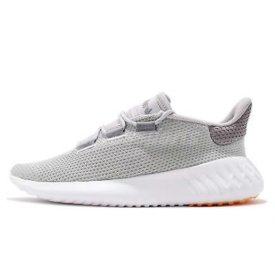 db9ce7f96dc adidas Originals Tubular Dusk Grey White Men Running Casual Shoes Sneaker  B37753