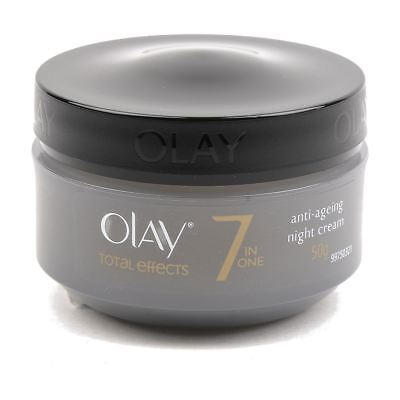 Olay Total Effects 7-in-1 Anti-Aging Moisturizing Firming Night Cream 1.7oz