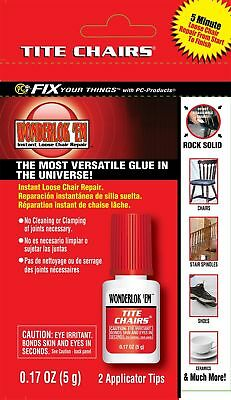 Wonderlockking 208120 Tite Chairs by PC Products, Instant Loose Chair Joint & Fu
