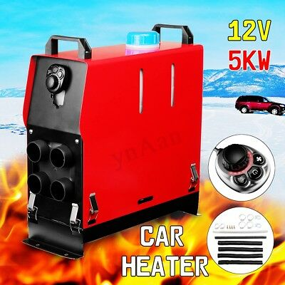 5000W Air Diesel Heater 5KW 12V PLANAR for Trucks, Motor-homes, Boats, Bus,