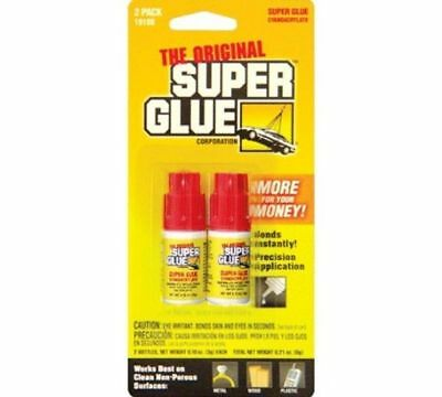 Pacer Jewelry and Nail Super Glue, 0.11 oz Bottle (Pack of 24)