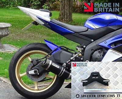 ** Yamaha R6 Tail Tidy 2006 - 2019 / Fender Eliminator / Number Plate  **
