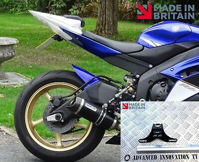 ** Yamaha R6 Tail Tidy 2006 - 2019 For Use with Integrated Indicators Only **