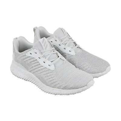 1db3c9003edda ADIDAS ALPHABOUNCE CHAUSSURES Course Hommes Gris Fitness Jogging ...