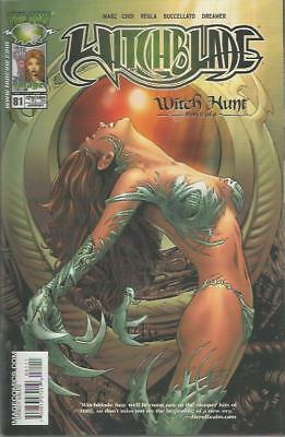 WITCHBLADE #81 - Back Issue (S)