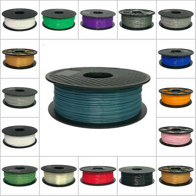 Premium PC Filament for 3D Printer 1kg/2.2lb 1.75mm 3mm ABS PLA MakerBot