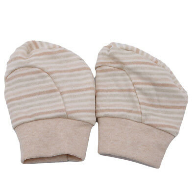 Newborn Baby Infant Anti Scratch Mittens Boy Girl Unisex Hand Little Gloves Z