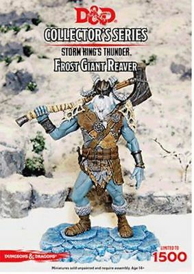Dungeons and Dragons Miniatures - Storm Kings Thunder - Frost Giant