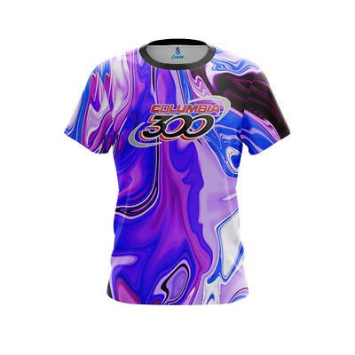 Coolwick Storm Graphite Blue Bowling Jersey