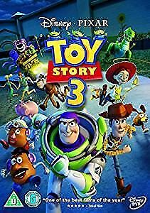 Toy Story 3 [Disney Pixar DVD] Brand New Sealed