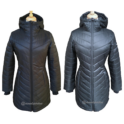 82a52a37e3503 New womens Columbia Morning Light II Omni Heat insulated long winter jacket  coat