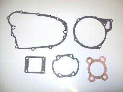 1976 Yamaha YZ 125 Complete Engine Gasket Kit