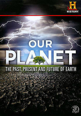 Our Planet: The Past, Present And Future Of Earth [DVD]