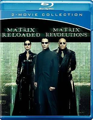 The Matrix Reloaded / The Matrix Revolutions [Two-Pack] [Blu-ray]