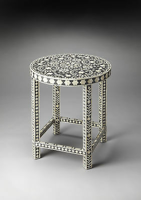 Butler Bone Inlay Accent Table 3448318