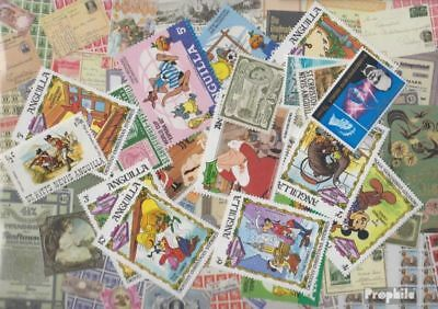 Anguilla Stamps 25 different stamps