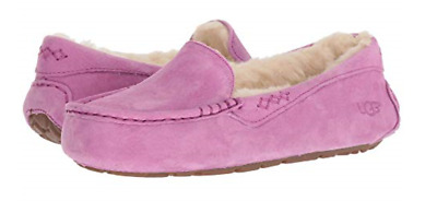 b8389810260 UGG AUSTRALIA ANSLEY Bodacious Pink Moccasin Slipper Women's sizes 5-11  NEW!!!