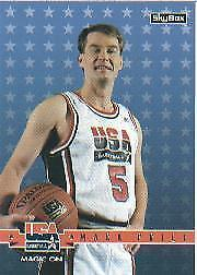 1994 SkyBox USA Cleveland Cavaliers Basketball Card #24 Mark Price CAVS/Magic On