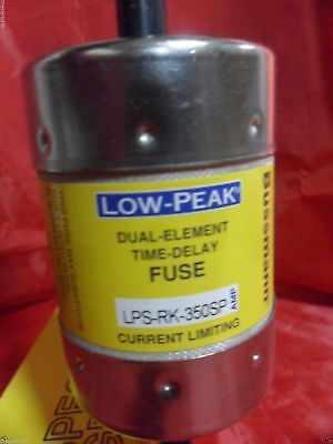 Cooper Bussmann LPS-RK-350SP Low-Peak Dual Element Time Delay Fuse
