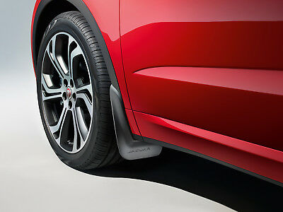 Genuine Jaguar E Pace - Front Mudflaps Splash Guards (J9C5306)