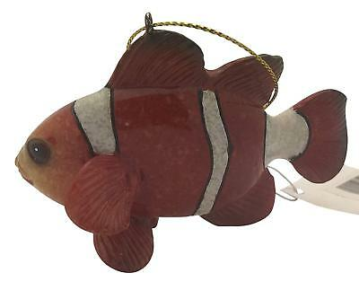 Westman Works Clown Fish Christmas Ornament Tree Decoration, 4 Inches Long