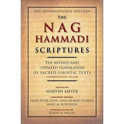 The Nag Hammadi Scriptures: The Revised and Updated Tra - Paperback NEW Meyer, M