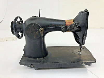 Vintage Singer Sewing Machine MODEL 95 industrial commercial antique head USA