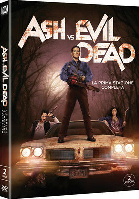 Dvd Ash Vs Evil Dead - Stagione 01 (2 Dvd)