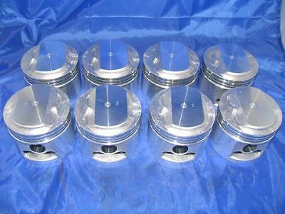 Pistons & Rings 57 58 Buick Super Roadmaster Cent. 364
