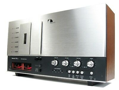 Nakamichi 700 Ii Cette Deck Serviced Dolby C Mpx Vari Azimuth 3 Head Superb