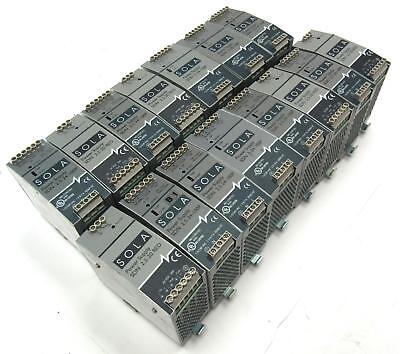 SOLA Power Supply Modules | SDN5-24-100P | SDN2.5-20 RED | SDN2.5-24-100P