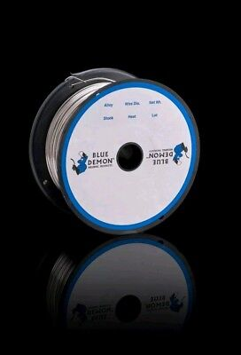 309LSI .035 X 2 lb Spool MIG stainless steel welding wire Blue Demon