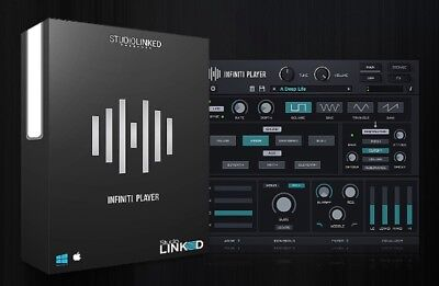 Studiolinkedvst- Infiniti Player Vst All Expansions (Instant Download) WIN/MAC