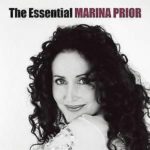 MARINA PRIOR - The Essential CD *NEW* Best Of, Greatest Hits