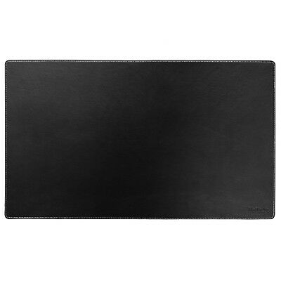 Non Slip PU Leather Office Desk Protector Mat Keyboard Mouse Laptop Pad