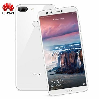 """Huawei Honor 9 Lite 3Go 32Go 5.65"""" 4G LTE Téléphone Android 8.0 mobiles Blanc"""