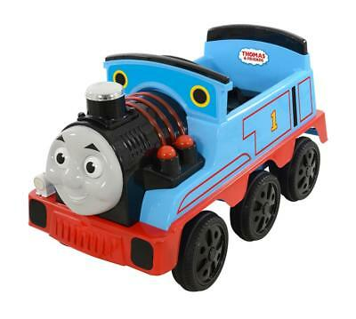 Thomas & Friends Train Engine Ride On 12V Battery Powered Lights & Sounds M09303