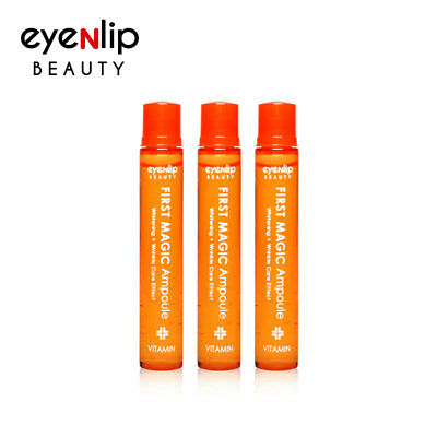[EYENLIP] First Magic Ampoule #Vitamin 13ml * 3pcs - BEST Korea Cosmetic
