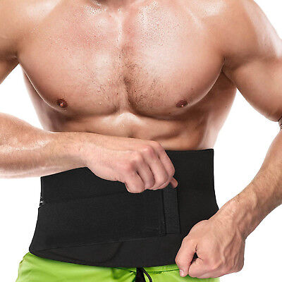 Breathable Lower Back/Lumbar Brace, Support Belt, Work Safety, Weight Lifting UK