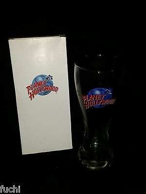 Planet Hollywood New Orleans Collectible 20 oz Pilsner Glass in Box