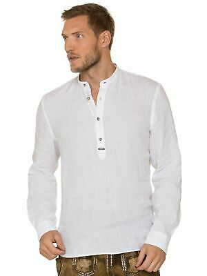 Stockerpoint Traditional Shirt Long Sleeve Comfort Fit Valentine White