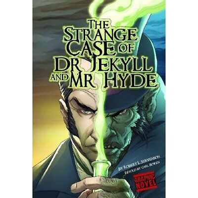 Strange Case of Dr Jekyll and Mr Hyde - Paperback NEW Bowen, Carl 2009-07-02